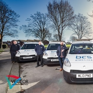 Two Day Shoot For Expanding Electrical Contractor BCS